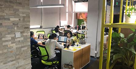 南京高企財務注冊公司客戶接待處